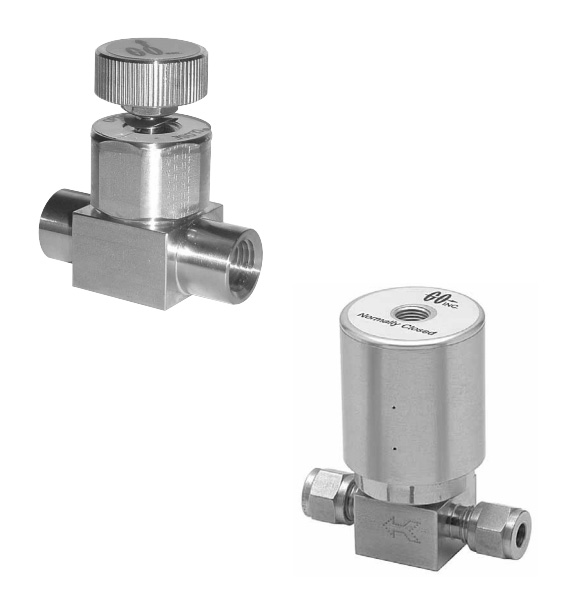 GO Regulator Diaphragm Valves DV1 Series