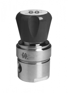 Regolatore di pressione - GO Regulator PR1 Series